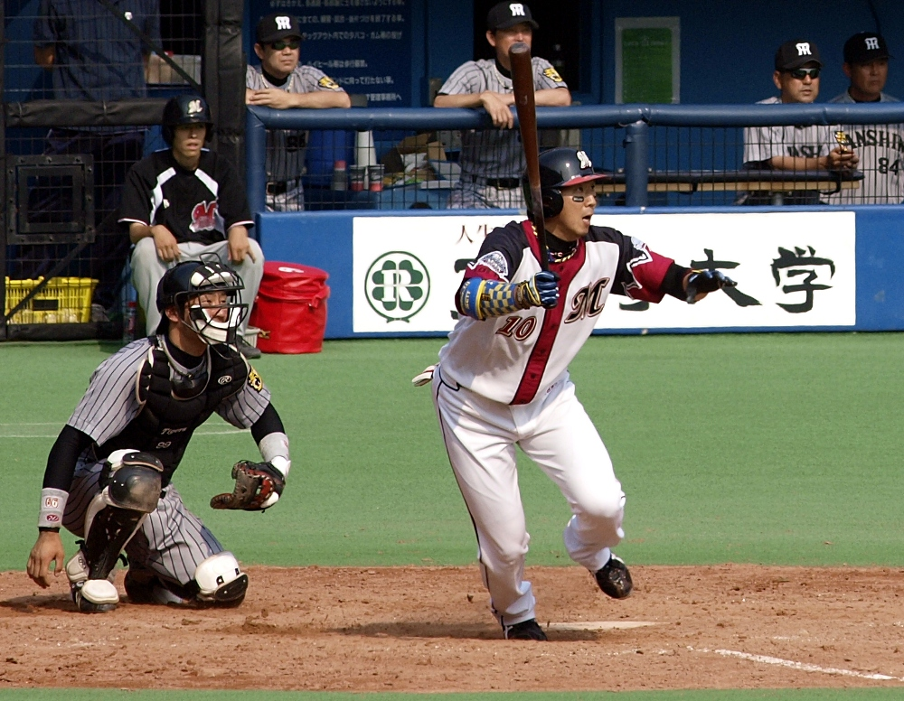 Ohmatsu doubles home a pair in the 4th