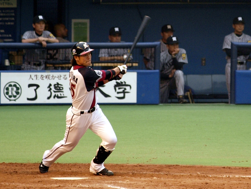 Takehara hits the game winner to right