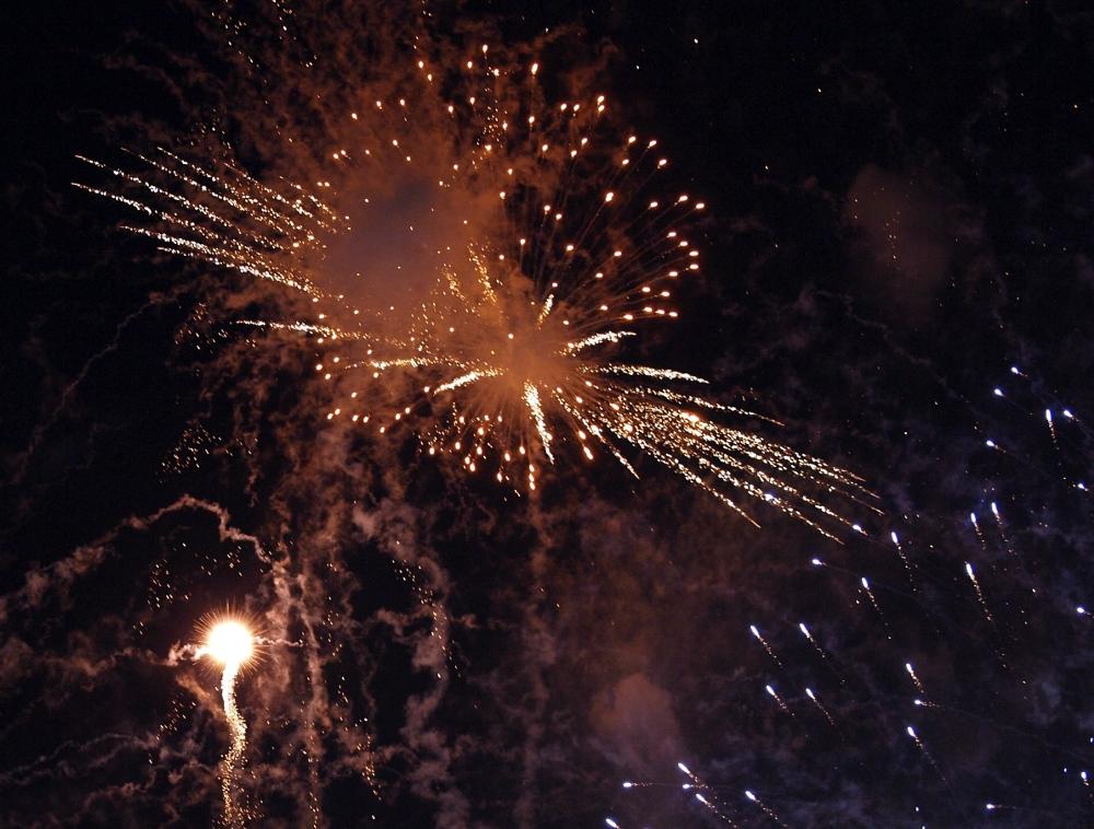 A good victory deserves more fireworks
